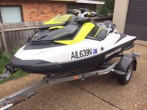 2014 SEADOO WITH ONLY 12 HOURS ON IT! ready for summer. Baulkham Hills The Hills District Preview