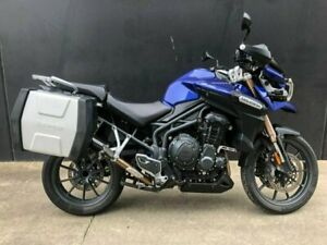 2012 Triumph Tiger Explorer Epping Whittlesea Area Preview