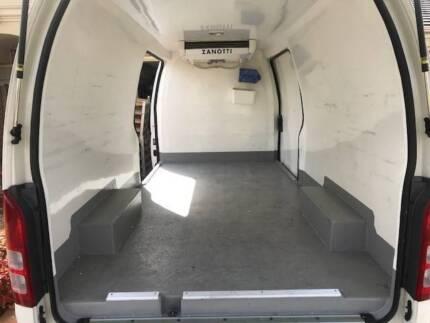 Toyota Hiace Diesel Refrigerated Van