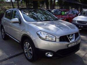 2012 Nissan Dualis Wagon Waitara Hornsby Area Preview