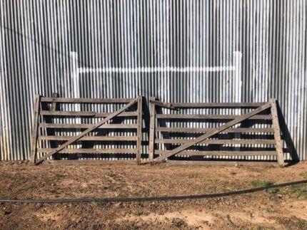 Old Farm Gates