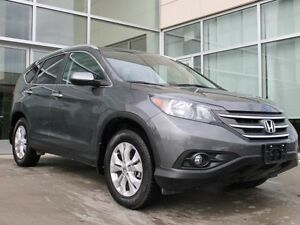 2014 Honda CR-V AWD/LEATHER/HEATED FRONT SEATS/NAVIGATION
