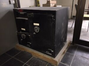 Cash Depository with tray and 2nd safe - Brand New! Repainted!