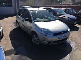 Ford Fiesta Zetec, New MOT, Great Condition, Warranty, Serviced