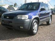 2003 Ford Escape ZA XLS Blue 4 Speed Automatic Sportswagon Holtze Litchfield Area Preview