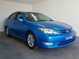 2006 Toyota Camry MCV36R Sportivo Blue Automatic Sedan Cabramatta Fairfield Area Preview