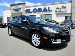 2012 Mazda Mazda6 I Grand Touring GT LEATHER HEATED SEATS