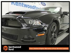 2014 Ford Mustang V6 Premium 2dr convertible with heated seats!