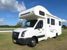Talvor Murana Motorhome – ELEC BED MODEL - AUTO Glendenning Blacktown Area Preview