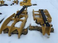 Excavator thumbs in stock!!!