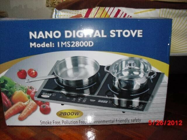 New Digital Stove - never installed - bargain $70 cash n carry