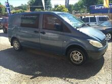 2004 Mercedes-Benz Vito 109CDI COMPACT 109CDI Compact 6 Speed Manual Van Lilydale Yarra Ranges Preview