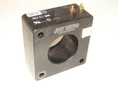 Instrument Transformers Inc 80025-107-01 Current Transformer Xlnt