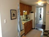 Cozy 2-br downtown/Holland College (all included)