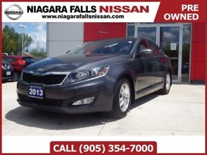 2013 Kia Optima LX | BLUETOOTH | LOW KMS!