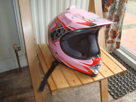 Motorcycle Helmet small size