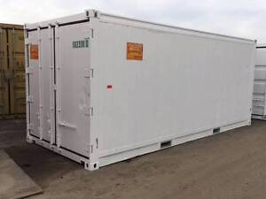 20ft Refrigerated Shipping Containers Fully Painted Tempe Marrickville Area Preview