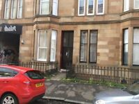 Traditional 1 bedroom basement flat ideally located in Dixon Avenue Govanhill Available 14-10-17