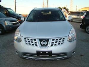 2009 NISSAN ROGUE SL - WARRANTY *  FREE ACCIDENT * AWD