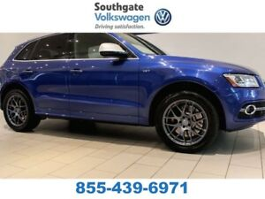 2015 Audi SQ5 TECKNIK | NAV | BLUETOOTH | SUNROOF | BACK UP CAME