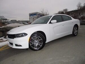 2016 Dodge CHARGER SXT PLUS AWD, NAVIGATION, LEATHER, MOONROOF