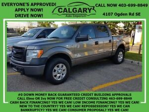2014 Ford F-150 XL   *$28 DOWN EVERYONE APPROVED*