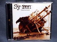 Syren 'Dehumanized' CD album.