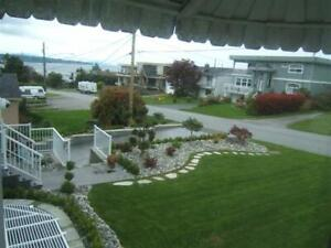 WHITE ROCK Furnished home, Ocean view, clean, quiet, Sept 20