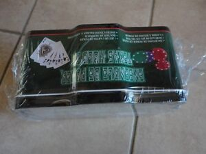 Brand new sealed Texas Hold'em Poker Set 200 pieces London Ontario image 5