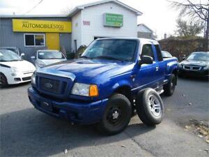 2004 Ford Ranger XL AUTOMATIQUE . 8 PNEUS 8 ROUES INCLUS