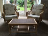 Alfresia Conservatory Chair Set