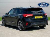 2021 Ford Focus 1.0 Ecoboost Hybrid Mhev 125 St-Line X Edition 5Dr Hatchback Pet