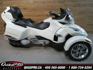 2011 Can-Am Spyder RT Limited SE5 77,83$/SEMAINE