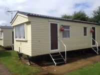 cheap caravan on Talacre Beach 5* park in north wales