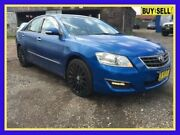 2007 Toyota Aurion GSV40R AT-X Blue Sports Automatic Sedan Lansvale Liverpool Area Preview