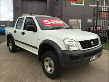 2004 Holden Rodeo RA LT 5 Speed Manual Brooklyn Brimbank Area Preview