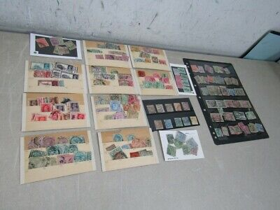 Nystamps British India old stamp collection with better