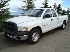 2003 DODGE RAM 1500 CREWCAB LONGBOX 2WD 4.7L 198K ONLY $5,985.