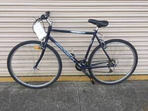Refurbished mens hybrid bike - medium to large frame