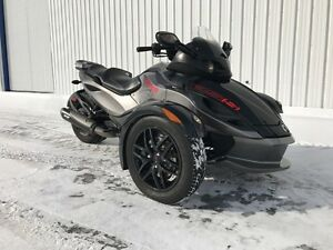 2010 can am Spyder RSS SE5