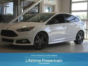 2016 Ford Focus ST ST-Moon Roof-Nav-Heated Leather Seats
