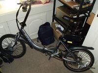 Viking Electric Bike / e Bicycle, folding