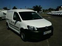 Volkswagen Caddy C20 TDI 102PS MAXI DIESEL MANUAL WHITE (2012)