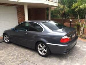 BMW 320Ci 2002 in great condition