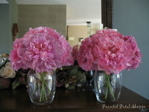 Custom Dyed Coffee Filter Peony Flower/ Wedding Decor Belleville Belleville Area image 3
