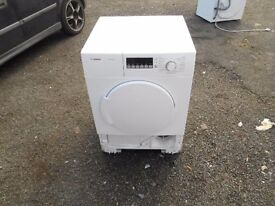 BOSCH CLASSIXX 7 WTA74200GB, 7 KG, VENTED TUMBLE DRYER IN WHITE RRP £429 9CURRENT MODEL)