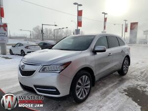 2014 Acura MDX Tech Pkg- SH-AWD, Luxury!!