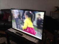 "Blaupunkt 40"" Widescreen Full HD LED TV, Free-view HD, Slim Design Energy Class A+"