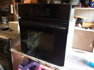 GE Profile built in oven