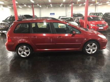 2008 Peugeot 307 Wagon Fyshwick South Canberra Preview